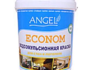 Водоэмульсия ANGEL ECONOM (для стен и потолков)