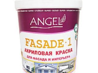 Водоэмульсия ANGEL FASADE-1  (для наружних работ)