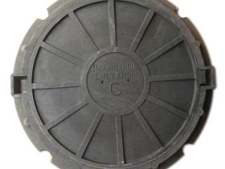"Люк ПП 630/780/580/60 тип ""С"", 7 тн, вес 37 кг"