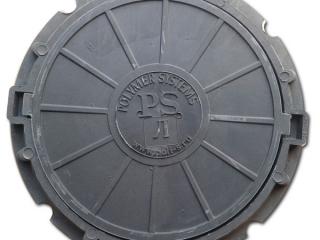 """Люк ПП 620/750/600/35 тип """"Л"""", 3 тн, вес 26 кг"""