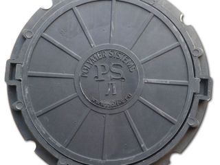 """Люк ПП 630/770/600/40 тип """"Л"""", 3 тн, с зап. устр., вес 31 кг"""