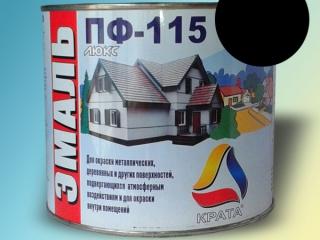 ПФ 115 - Черная