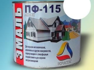 ПФ 115 - Белая ЛЮКС, 1,9 кг