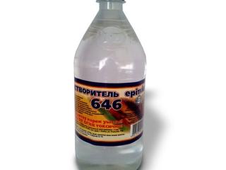 Растворитель 646, 1 л